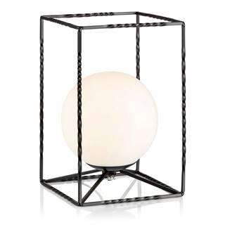 Čierna stolová lampa Markslöjd Eve Table Black