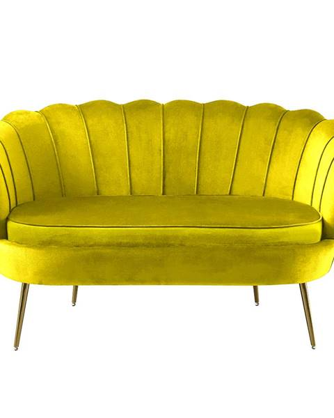 Žltá lavica Tempo Kondela