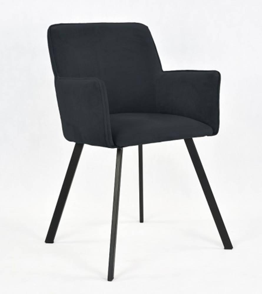 OKAY nábytok Jedálenská stolička Vian čierna