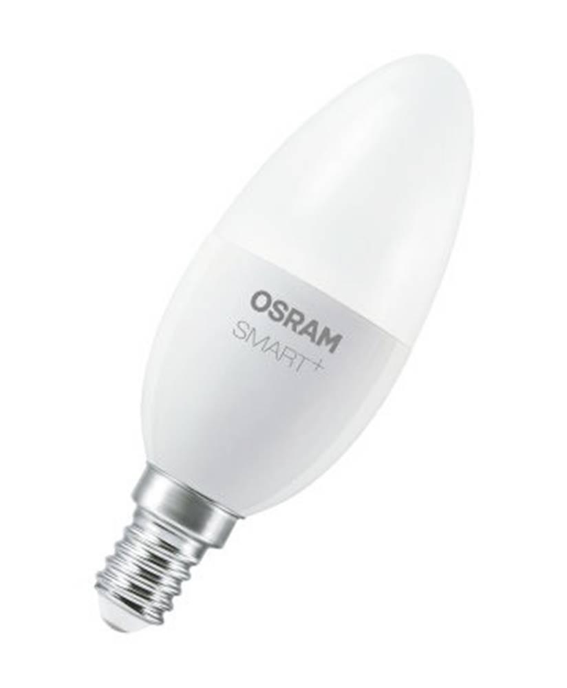 Osram LED žiarovka Osram Smart +, E14, 6W, sviečka, teplá biela