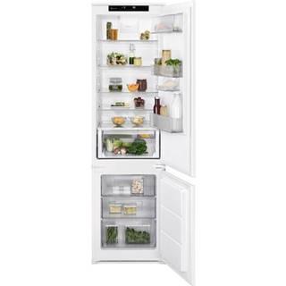 Kombinácia chladničky s mrazničkou Electrolux Lns8ff19s biele