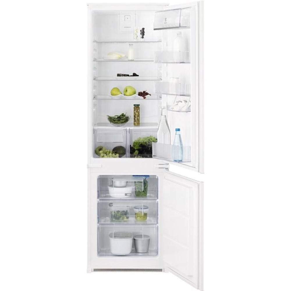 Electrolux Kombinácia chladničky s mrazničkou Electrolux Lnt3ff18s biele