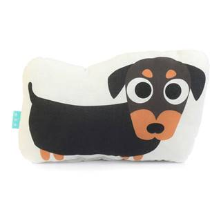 Bavlnený vankúšik Mr. Fox Dogs, 40 × 30 cm