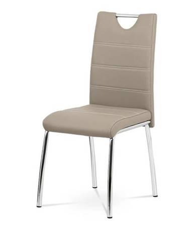 Jedálenská stolička POLA béžová