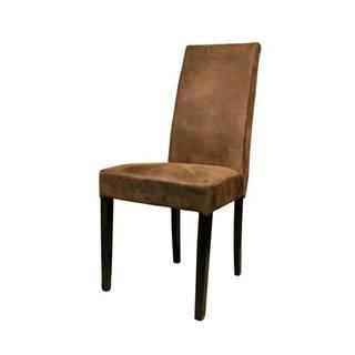 Jedálenská stolička CAPRICE buk koloniál/hnedá