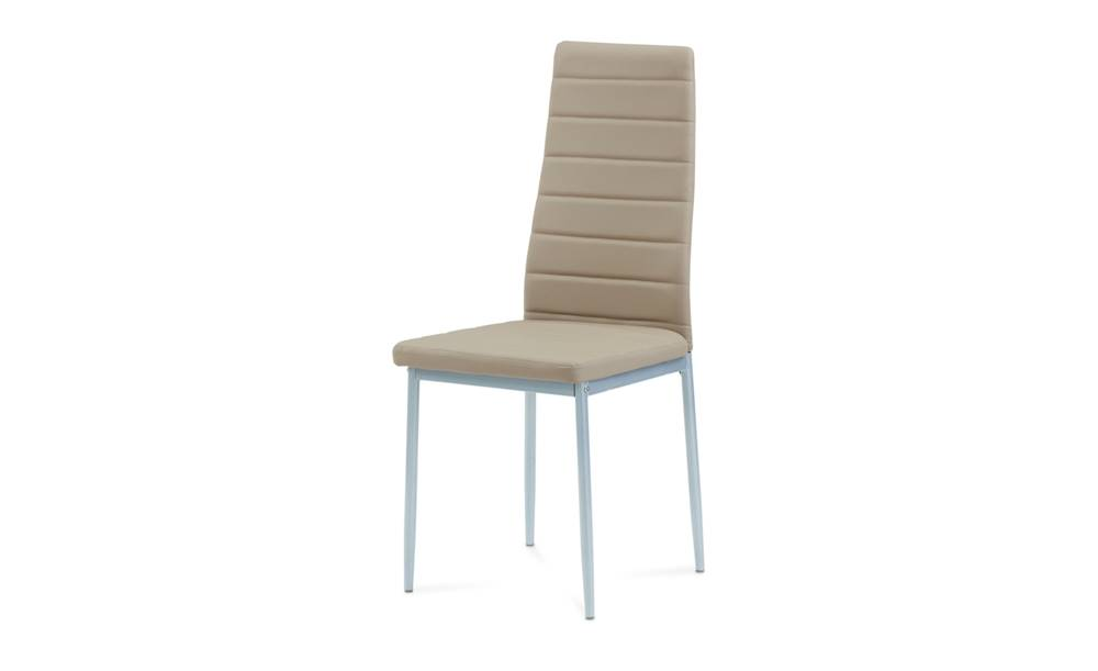 Sconto Jedálenská stolička FATIMA svetlohnedá