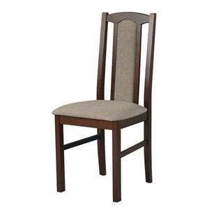 Jedálenská stolička BOLS 7 svetlohnedá