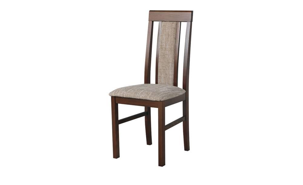 Sconto Jedálenská stolička NILA 2 hnedá
