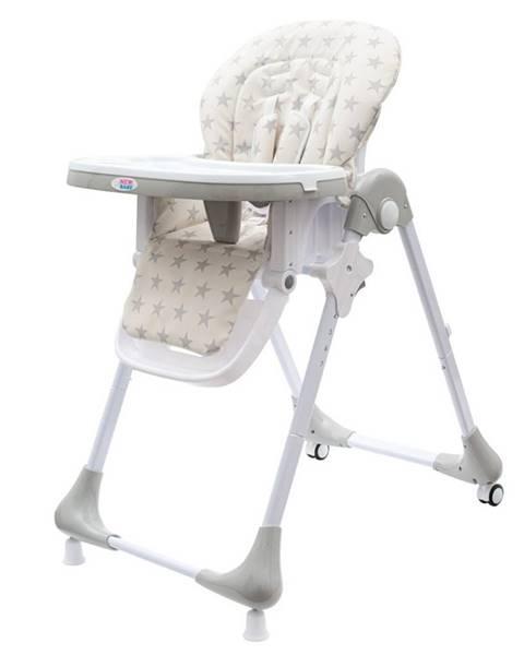 Sivá stolička Lavvu